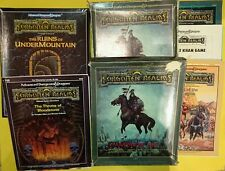 Advanced Dungeons and Dragons Forgotten Realms collection