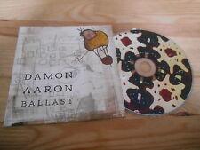 CD Indie Damon Aaron-ballast (11 chanson) promo plug research CB