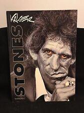 Stones- Edition C- Sebastian Krüger German The Rolling Art Book
