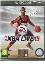Xbox One NBA live 15 - Nuovo Originale e Sigillato Versione Italiana