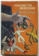 Stalking The Nightmare Harlan Ellison Signed autographed Phantasia Press Bce