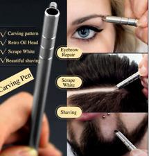 Pro Salon Hair Engraving Pen, Beard Styling Razor, Eyebrow Trimmer  Tool  Kit
