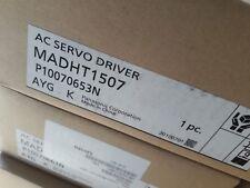 Panasonic MINAS AC SERVO DRIVER MADHT1507