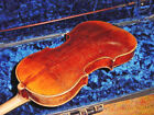 ANTIQUE GERMAN  VIOLIN 4/4 FULL SIZE AND BOW POSSIBLY MARKED REICHEL for sale