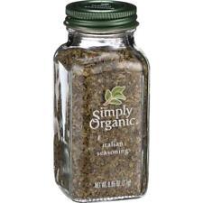 Simply Organic-Italian Seasoning, Pack of 2 ( 0.95 oz bottles )