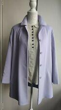 BASLER SWING COAT Pale Purple JACKET Wool Angora UK 16 EXCELLENT Condition