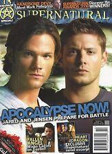 Supernatural Magazine 14 January February 2010 Jared & Jensen 100 Pages NM