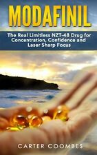 Modafinil: The Real Limitless NZT-48 Drug for Concentration, Confidence and L...