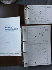 Atlas of Selected Areas - Havard-Groningen, 3rd edition 1980