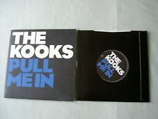 """THE KOOKS Xmas 2007: Pull Me In fan club promo 7"""" vinyl single"""