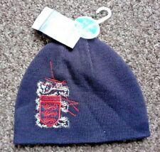 England FC NEXT Beanie Hat Blue Age 3-6 BNWT