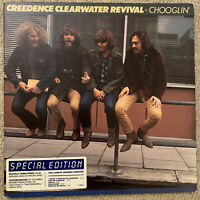 Creedance Clearwater Revival - Chooglin - 1982 Vinyl LP Special Ed Promo F-9621