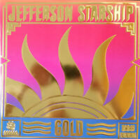 "JEFFERSON STARSHIP Gold (2019) Limited Edition RSD gold vinyl LP + 7"" NEW/SEALED"