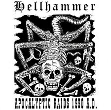 HELLHAMMER..APOCALYPTIC RAIDS 1990 A.D.CD