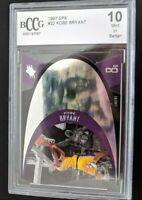 1997 Kobe Bryant SPX Holofoil Insert #22 Rookie RC Gem Mint BCCG 10 Rare HotCard