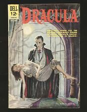 Dracula # 12-231-212 - Movie Comics G/VG Cond
