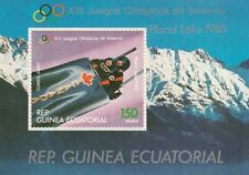 OLYMPIA 1980 Rep.Guinea Ecuatorial Mint 1078