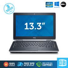 "Fast Cheap Dell Laptop Latitude 6330 Intel i5 13.3"" 1TB HDD 8GB RAM Windows 10"