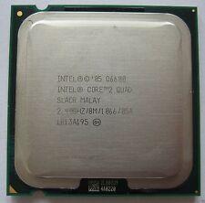 Working Intel Core 2 Quad Q6600 2.4 GHz Quad-Core SLACR CPU Processor LGA 775
