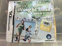 My Weight Loss Coach: Nintendo DS [Brand New] Factory Sealed