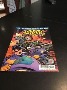 Batgirl Rebirth, Birds Of Prey 2
