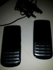 2× Nokia Asha 300  Mobile Phones  EE network + 1 broken Nokia Asha  parts only
