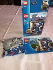 LEGO City 40110 Coinbank Safe Complete Box & Instructions