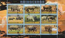 Fauna Rinoceronte Rhinoceros Sheet Perf. CTO