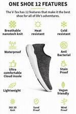Zapatillas Deportivas UK8 42 V-Tex Waterproof Respirables Nanotecnología NUEVAS