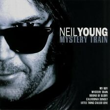 Neil Young Mystery train (compilation, 14 tracks, 1982-87/2001) [CD]