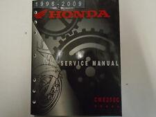 1996 2000 2005 2011 2012 2016 HONDA CMX250C REBEL Service Repair Shop Manual NEW