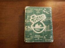 Josam drainage catalog Sk-2 Circa 1959