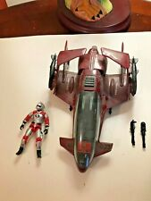 1986 GI Joe Cobra Firebat With Pilot Complete Good Condition Please Read Descrip
