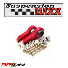 Suspension Maxx MAXXStak Adjustable Front Leveling Kit 15-16 Silverado HD 4WD