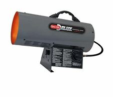 Forced Air Propane Portable Heater, Dyna-Glo Delux 40K BTU, Outdoor Space Heater