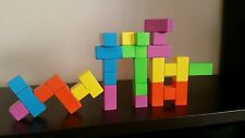 Wood Magnetic Building Blocks 30 pieces