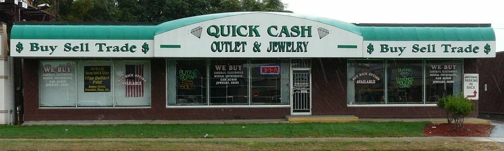 Quick Cash Outlet And Jewelry