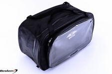 BMW K1200LT Top Box Case Trunk Liner Bag, Black with Clear Pocket By Bestem SYD