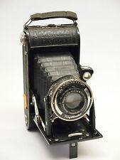 Voigtlander Bessa 6x9 Folding Camera, Voigtar 11cm F4.5 Lens. Stock No. U2833