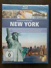 New York * Reiseführer / Dokumentation auf Blu Ray * OVP, NEU!