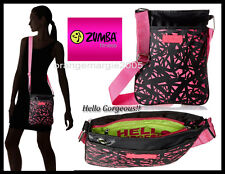 Zumba Hello Gorgeous Crossbody Bag Tote - Stylish & Hip - Great Gift! EliteZWear
