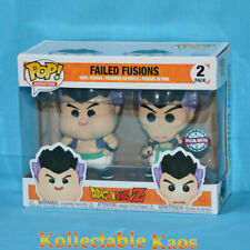 Dragon Ball Z - Failed Fusions Gotenks Pop! Vinyl Figure 2-Pack (RS)