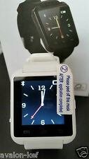 Montre Connectee Bluetooth Iphone Samsung S6,5 Note Smartwatch Android 3 coloris