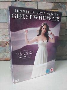 GHOST WHISPERER - COMPLETE COLLECTION DVD - UK Fast/Free Posting