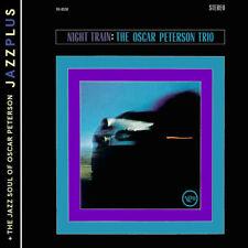 OSCAR PETERSON TRIO THE - Night Train/The Jazz Soul Of Oscar Peterson