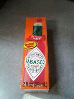Tabasco Original Flavor Hot Sauce EXP: 03/23