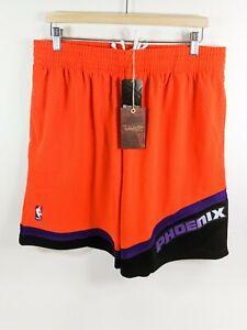 New Mitchell & Ness Reload Swingman Phoenix Suns 1999-00 Shorts Sz Xl