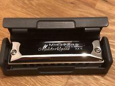 Mundharmonika Hohner 580/20 MS G Meisterklasse