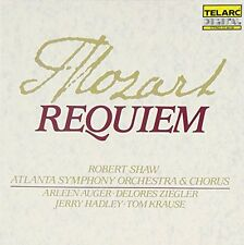 Robert Shaw - Mozart Requiem [CD]