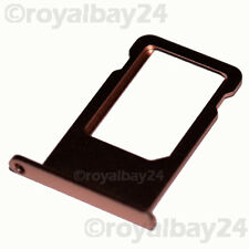 iPhone 6s ALU nano SIM Halter Rosegold Schacht card holder Schlitten slot tray